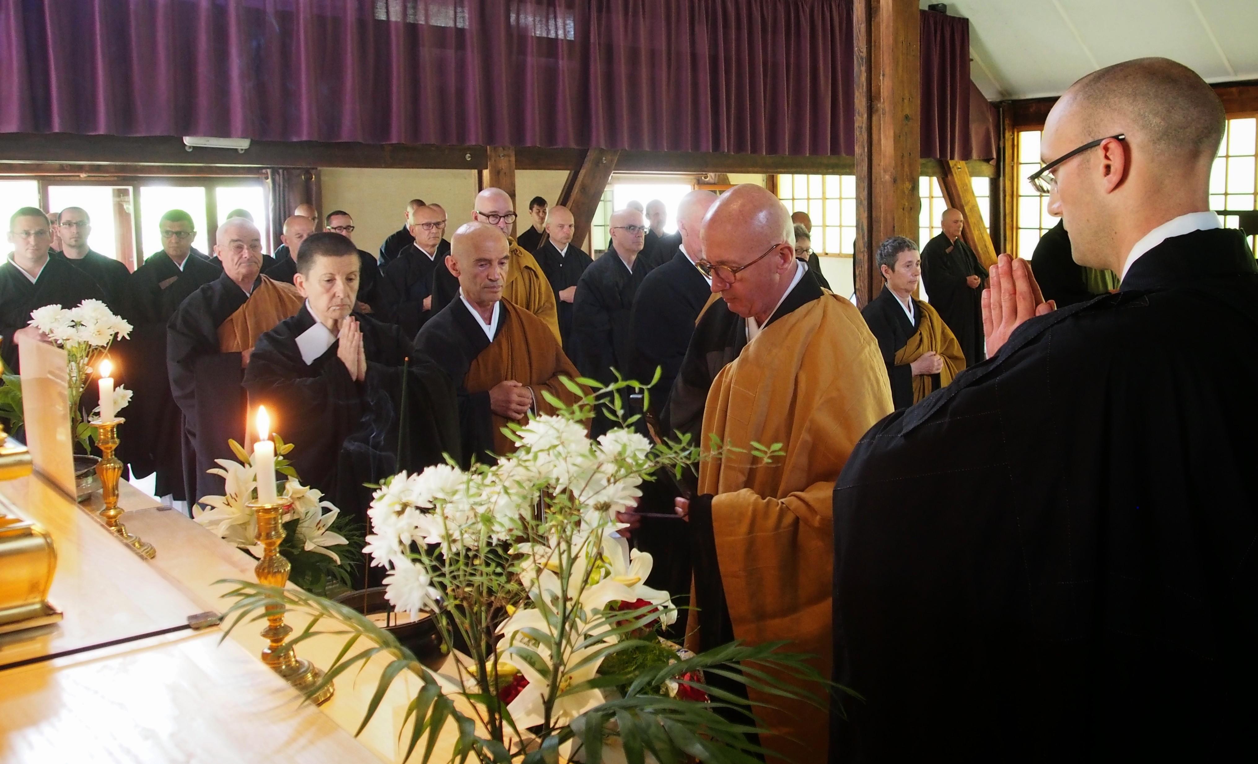 Donation Worship La Gendronnière