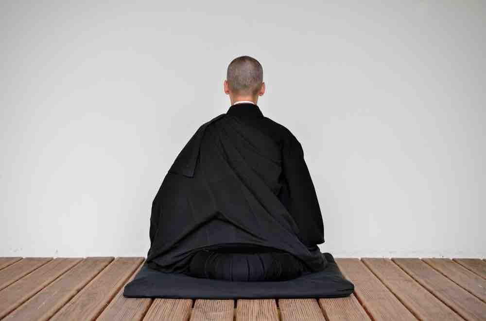 Zazen, méditation zen