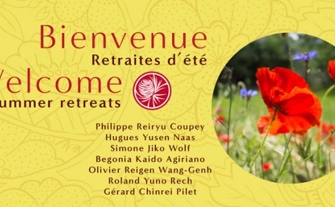 spiritual retreats zen summer