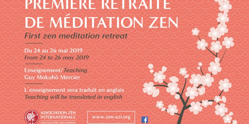 beginner's retreat zen meditation