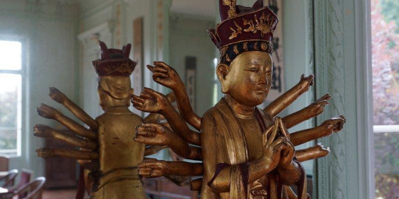 Bouddha La Gendronnière