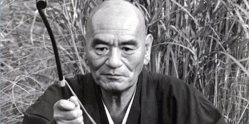 Master Deshimaru